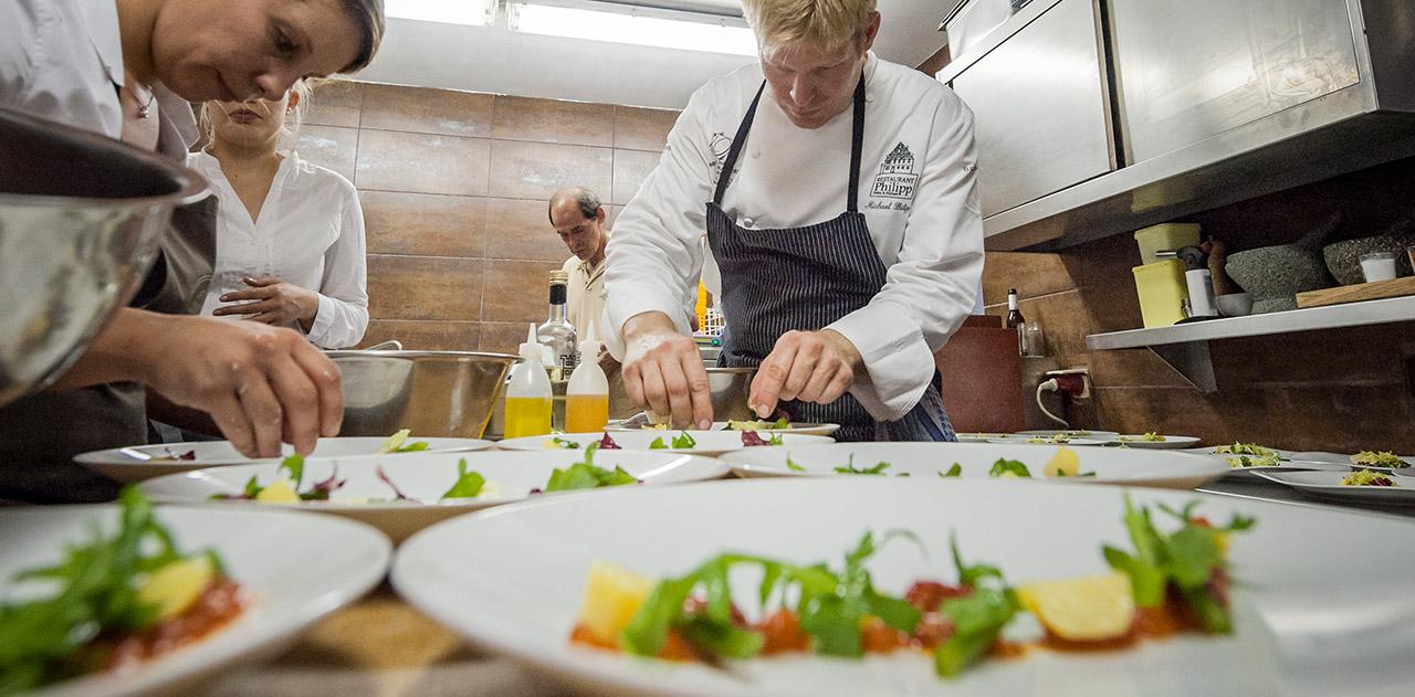 Sterne-Küche in Franken | Restaurant Philipp
